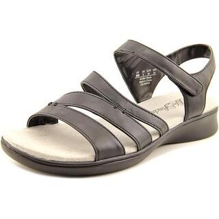 Life Stride Feldspar Open-Toe Synthetic Slingback Sandal