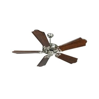 "Craftmade K10987 CXL 56"" 5 Blade Energy Star Indoor Ceiling Fan - Blades Included"