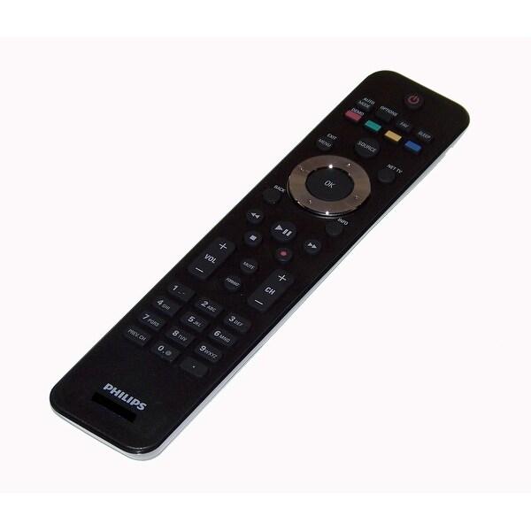 OEM Philips Remote Control: 40PFL4706, 40PFL4706/F7, 40PFL5705D, 40PFL5705D/F7, 40PFL5705DV, 40PFL5705DV/F7