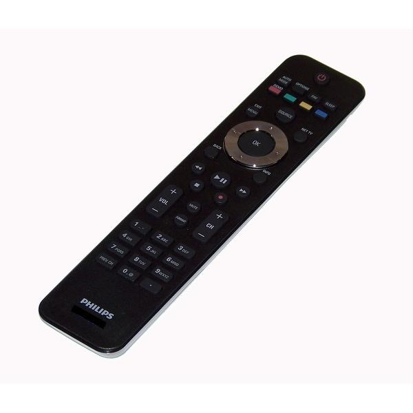 OEM Philips Remote Control: 40PFL5706, 40PFL5706/F7, 40PFL7705D, 40PFL7705D/F7, 40PFL7705DV, 40PFL7705DV/F7