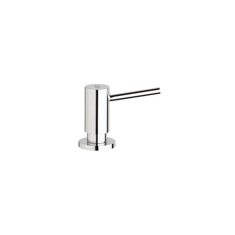Grohe 40 535 Cosmopolitan Soap Dispenser Top Fill with 15 Ounce Capacity - n/a