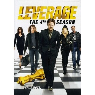 Leverage - Leverage: Season 4 [DVD]