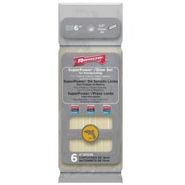 "Arrow SS6 Super Power Slow Set Glue Stick, 4"""