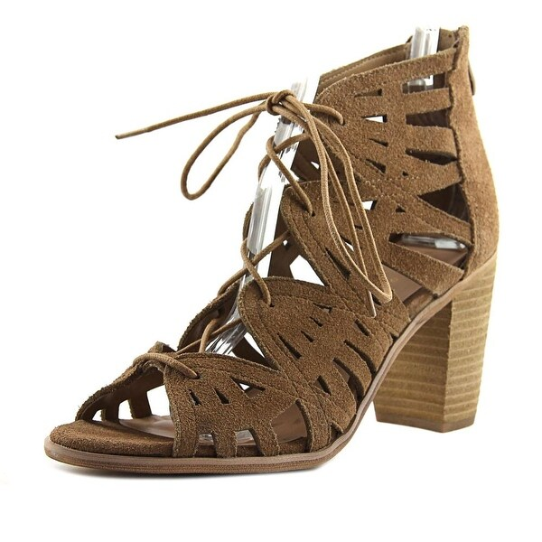Very Volatile Anabelle Tan Sandals