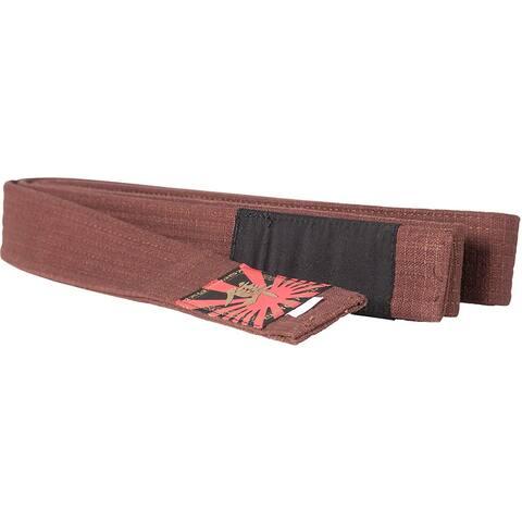 Hayabusa Pro Jiu-Jitsu Gi Belt - Brown - A0