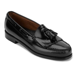 Shop G.H. Bass   Co. Mens Weejuns Layton Leather Tassel Loafer Shoe - On  Sale - Free Shipping Today - Overstock - 22545496 28209c3b4