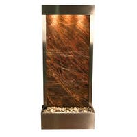 Adagio Harmony River  Fountain - Flush Mount - Rustic Copper  - Choose Options