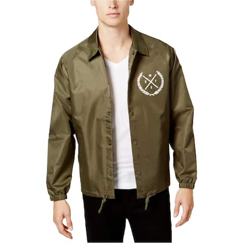 Ring Of Fire Mens Coach's Jacket
