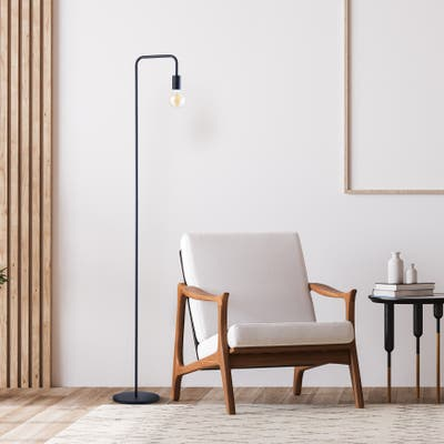 """Archiology 69.7"""" Industrial Floor Lamps for Living Room Standing Lamp"""