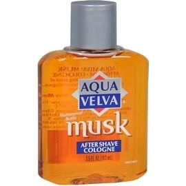 Aqua Velva Musk After Shave Cologne 3.50 oz