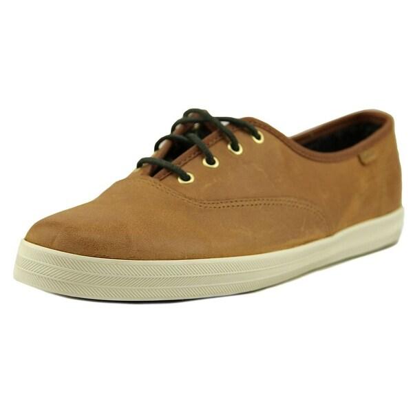 b927f9cc25931 Shop Keds CH Burnished Women Cognac Sneakers Shoes - Free Shipping ...