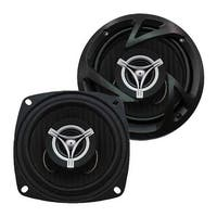 "Power Acoustik EF-402 Edge Series Coaxial Speakers, 4"", 2 Way, 250W max"