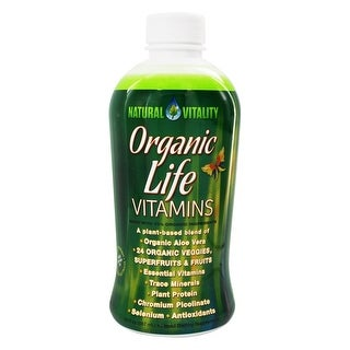 Natural Vitality Life Vitamins 30-ounce