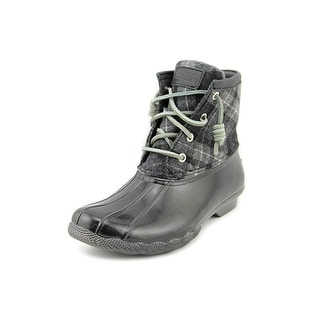 Sperry Top Sider Saltwater Round Toe Synthetic Snow Boot