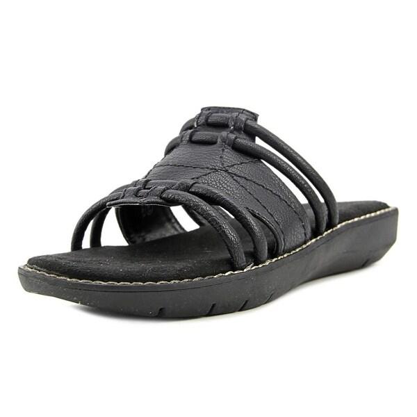 Aerosoles Super Cool Women Black Sandals