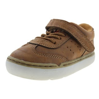 Step and Stride Boys Derby Casual Shoes Faux Leather
