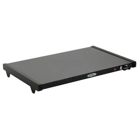 BroilKing 1480 Large Warming Tray, Black