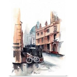 Sophia Rodionov Poster Print entitled European Vacation V