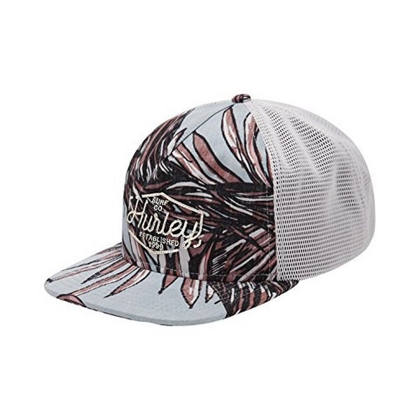 20c306b76ed Shop Hurley Mens Koko Trucker Hat - On Sale - Free Shipping On ...