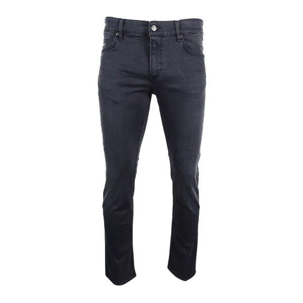 f6f95b917fc Shop Hugo Boss Green Men's Delaware Jeans (Grey, 34x32) - Grey - 34X32 -  Free Shipping Today - Overstock - 18947404