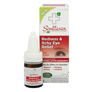 Similasan Drops Rdnss Itchy Eye Rlf .33-ounce