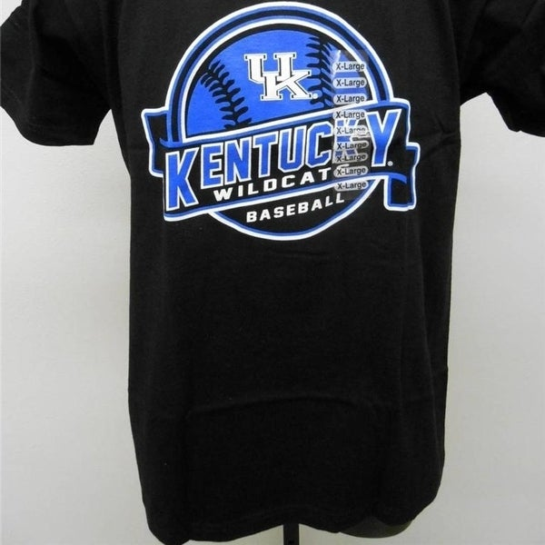 competitive price 2dab6 09613 Kentucky Wildcats Baseball Youth Sizes S-M-L T-Shirt