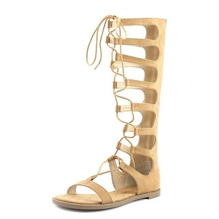 Chinese Laundry Galactic Women Open Toe Leather Gladiator Sandal