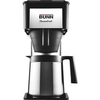 Bunn-O-Matic Blk Therml Coffee Brewer 38200.0016 Unit: EACH