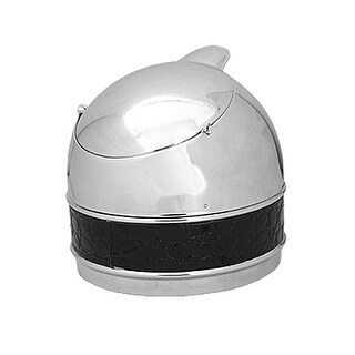 Unique Bargains Home Office Stainless Steel Smokeless Cigar Cigarette Ashtray