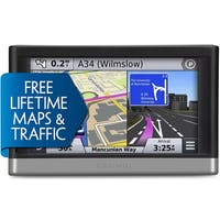 Garmin Nuvi 2597LMT 5-inch Wide Touchscreen GPS w/ Voice-activated Navigation