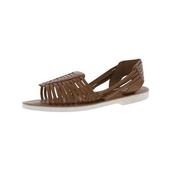 ec9b2480744 Shop Steve Madden Womens Taylan Huarache Sandals Open Toe Slingback ...