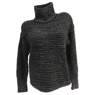 Simply Vera Vera Wang Women's Funnel Neck Sweater Pullover