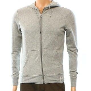 Polo Ralph Lauren NEW Gray Heather Men Size XS Full Zip Hoodie Sweater