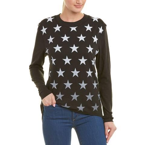 Chrldr Faded Stars T-Shirt