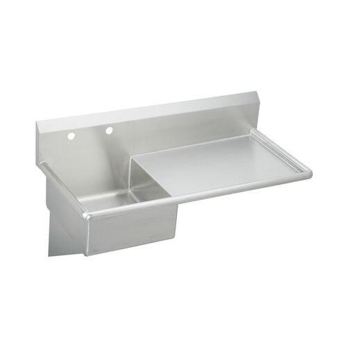 Shop Elkay ESS4924R2 Stainless Steel 49-1/2\