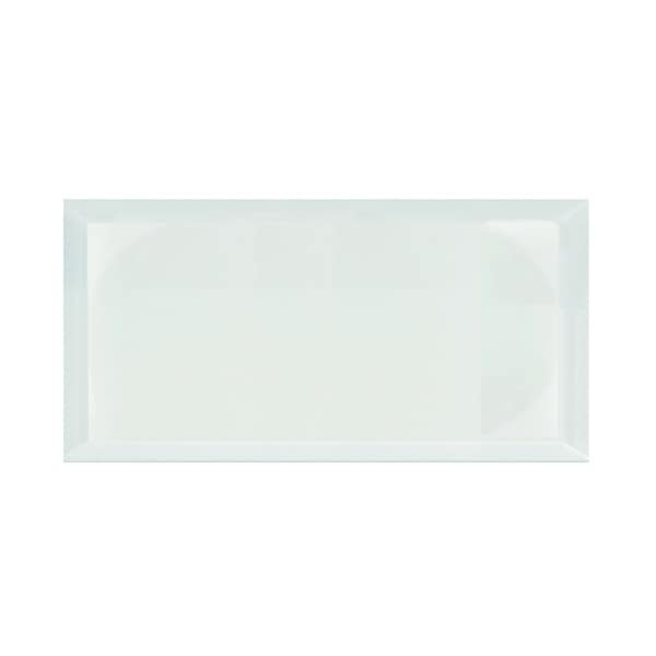 """Miseno MT-WHSFEG0816-MA Frosted Elegance - 8"""" x 16"""" Rectangle Wall Tile - Glossy Visual - Green"""