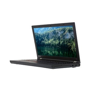 "Link to Lenovo ThinkPad W541 Core i7-4810MQ 2.8GHz 16GB RAM 500GB SSD DVD-RW Win 10 Pro 15.6"" FHD Laptop (Refurbished) Similar Items in Laptops & Accessories"