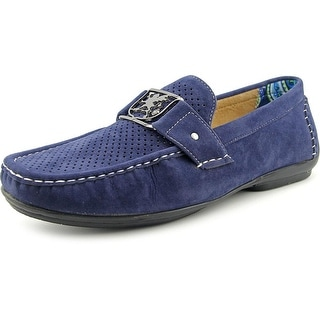 Stacy Adams Primo Round Toe Synthetic Loafer