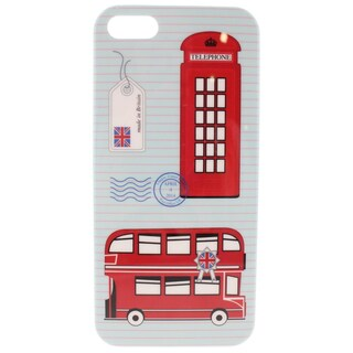 Greene + Gray Cell Phone Case iPhone 5 British