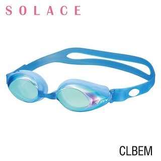 VIEW Swimming Gear V-825AMR Solace Mirrored Fitness Goggle (2 options available)