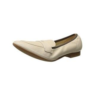 Amalfi by Rangoni Womens Fiametta Penny Loafers Leather Slip On