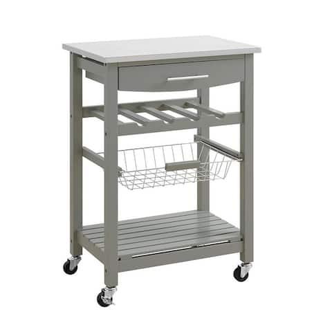 Brooks Kitchen Cart