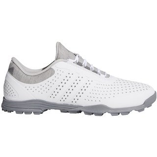 Link to New Adidas Women's Adipure Sport Golf Shoes White/Grey AC8525 Similar Items in Golf Shoes