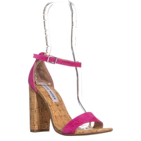 5098bee6972 Shop Steve Madden Carson Rhinestone Heel Ankle Strap Sandals