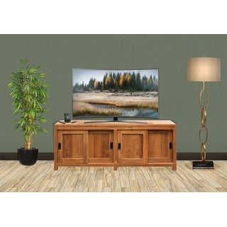Link to Chic Teak Teak Wood Venice Media Center Similar Items in Media Cabinets