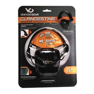 Pyramex safety products vgpme10 pyramex safety products vgpme10 vg clandestine electronic earmuff nrr24db