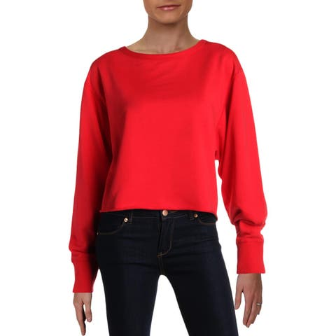 Rag & Bone Womens Pullover Sweater Crop Casual - XS
