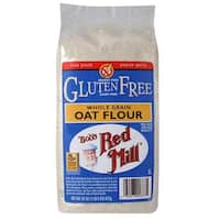 Bob's Red Mill Gluten Free Oat Flour - 22 oz - Case of 4