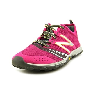 New Balance WT20 Women  Round Toe Synthetic Pink Trail Running