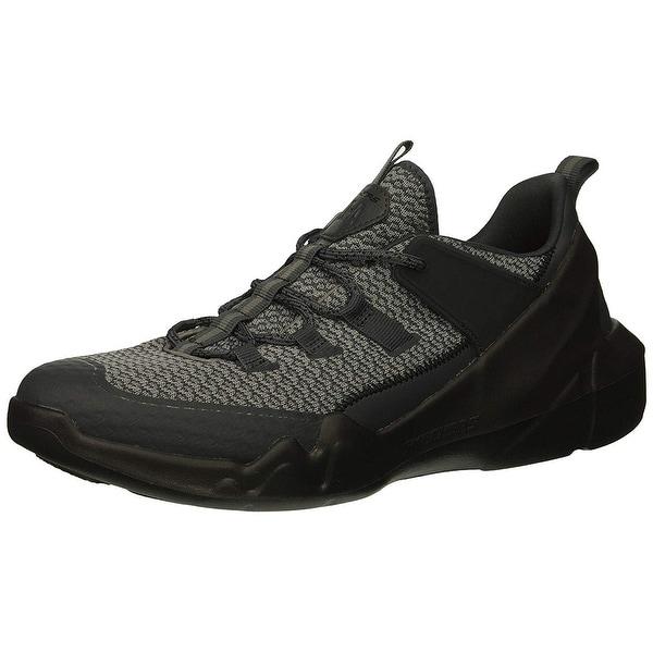 23fc04e2258e Shop Kids Skechers Boys Dlt-a Low Top Lace Up Running Sneaker - Free ...